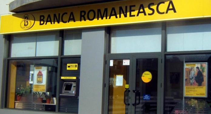 Banca Românească, lovită la comisioane