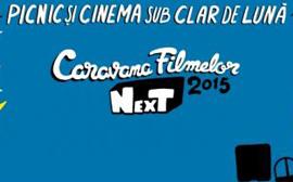 Astăzi se încheie Caravana Filmelor NexT