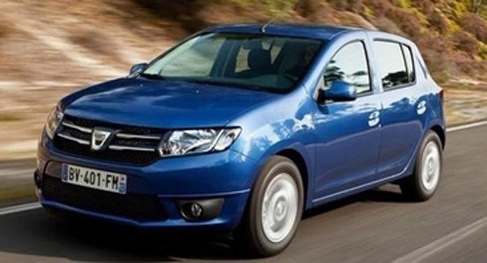 Dacia conduce în topul maşinilor noi preferate de români