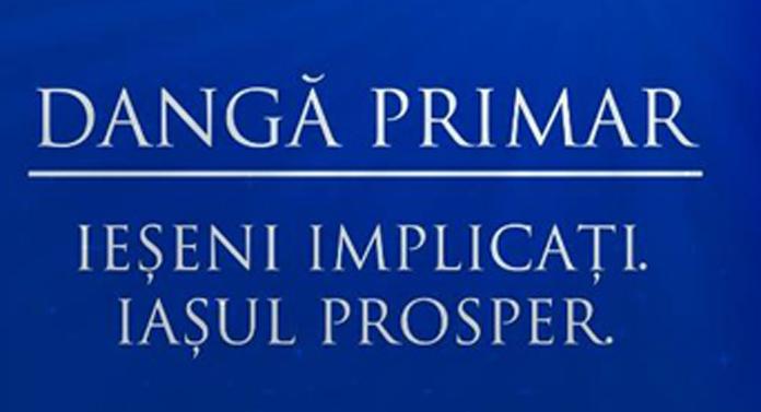 Dangă şi-a ales slogan după chipul şi asemănarea sa!