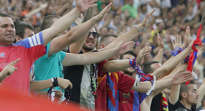 Câţi români s-au uitat la Steaua – Dinamo