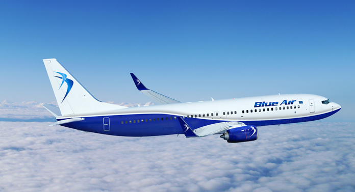 Blue Air a primit certificarea IATA Operational Safety Audit (IOSA)
