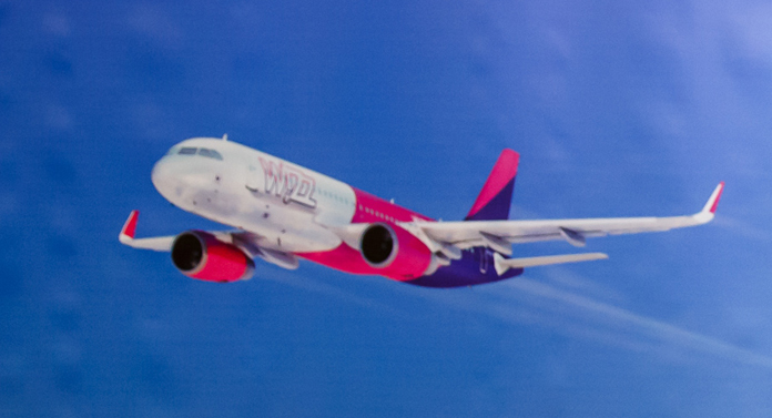 Cursă Wizz Air anulată de o avarie, la Suceava