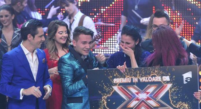 Doar 1,12 milioane de telespectatori au urmărit finala X Factor