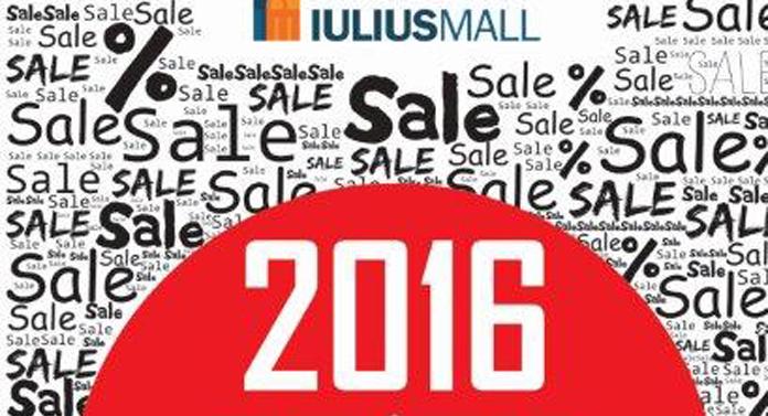 Promoţii de până la 70% la Iulius Mall Iaşi
