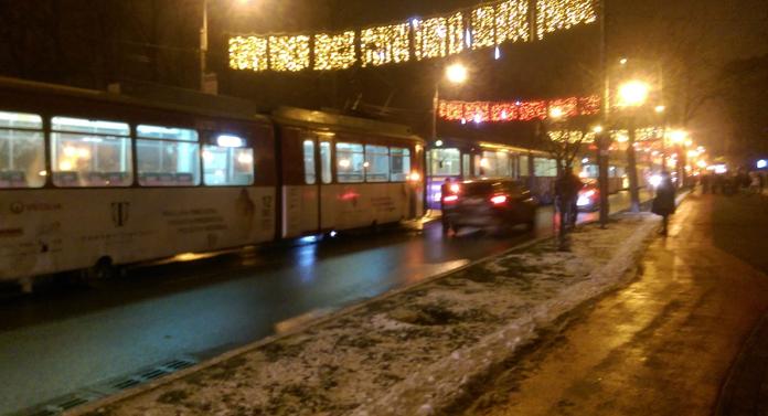 S-a stricat tramvaiul cu care a circulat Chirica!