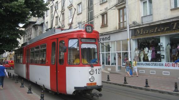 Modificări în circulația mijloacelor de transport public