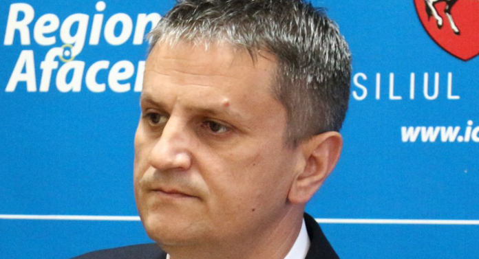 Alin Aivănoaei, noul președinte al Organizatiei Municipale a PMP Iași