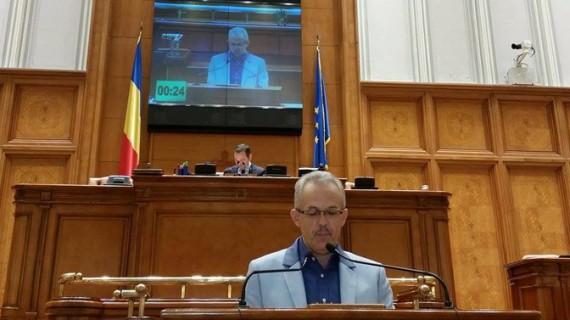 Încă un parlamentar de Iaşi arată că nu ştie să scrie