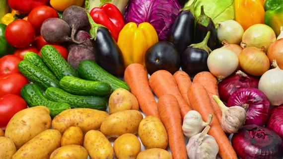 Fructele, legumele şi cartofii s-au scumpit cel mai mult