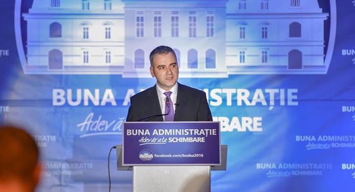 """Marius Bodea vorbește despre aeroportul """"Omega Tehnoton"""""""