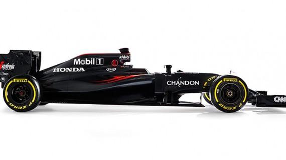 McLaren-Honda şi-a prezentat monopostul MP4-31