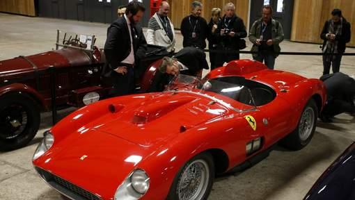 32 milioane de euro pentru un Ferrari