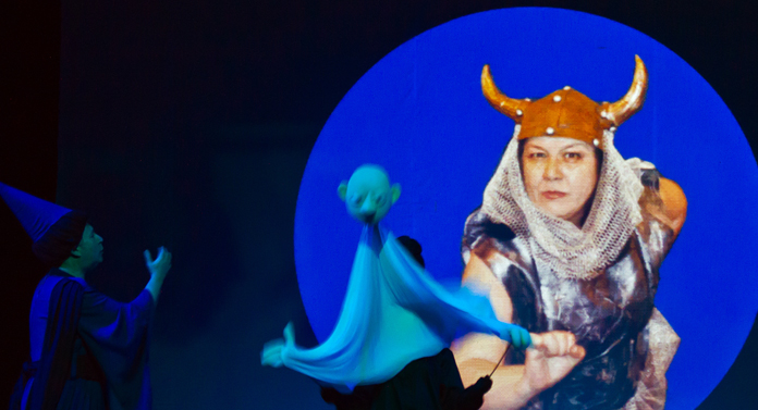 """Programul săptămânii 22 – 28 februarie la Teatrul """"Luceafărul"""" din Iaşi"""