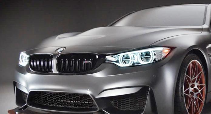 An record pentru BMW