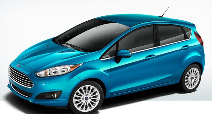 Ford Fiesta este cea mai vândută maşină în Marea Britanie