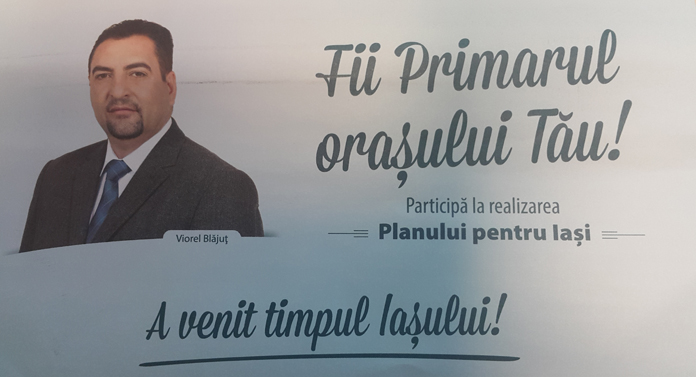 Viorel Blăjuţ, candidatura, baronii şi plânsul în crâşmă!