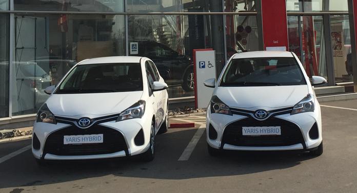 Parteneriat între ZEELANDIA şi Toyota Iaşi