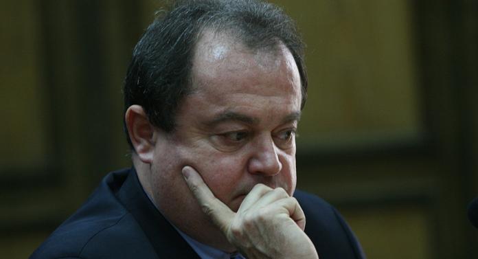 Vasile Blaga a fost trimis în judecată