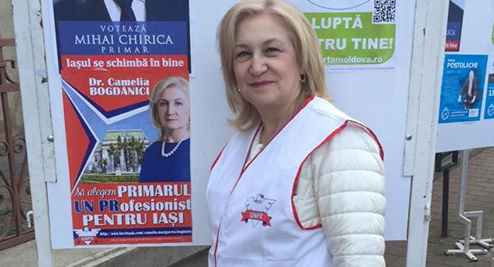 Prima zi de campanie, primul bobârnac luat de Chirica