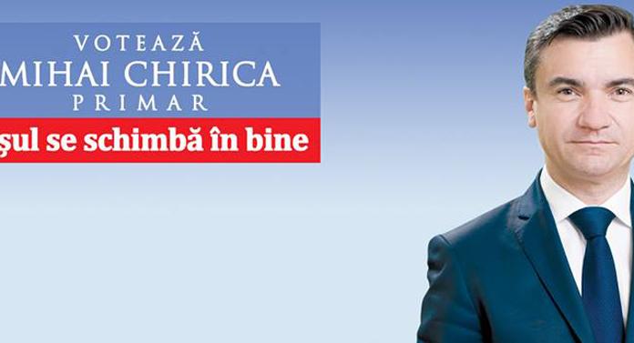 Iaşiul râde în hohote. Tehnocratul Mihai Chirica a ajuns şef la PSD!
