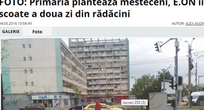Liderul presei ieşene a ajuns să copieze de pe bloguri