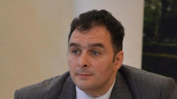 Cătălin Bulgariu, noul director al Aeroportului Iași