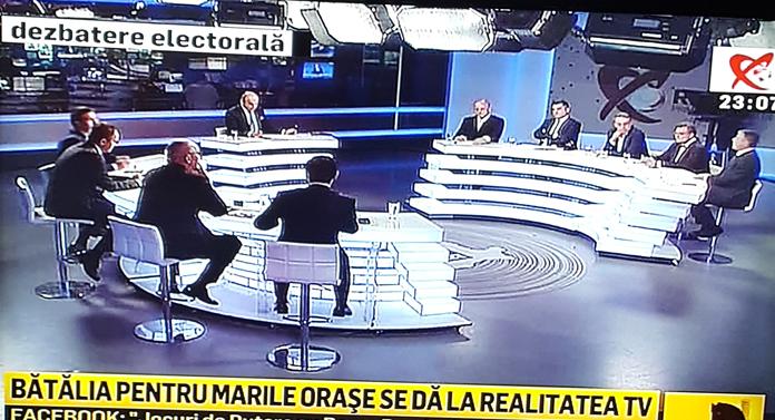 Distracţie maximă cu Mihai Chirica la Realitatea TV şi Antena 3