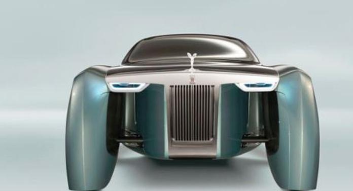 Ultimul concept de maşină de la Rolls Royce