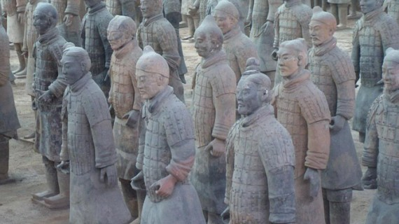 Armata de teracotă – 42 de ani de la descoperire