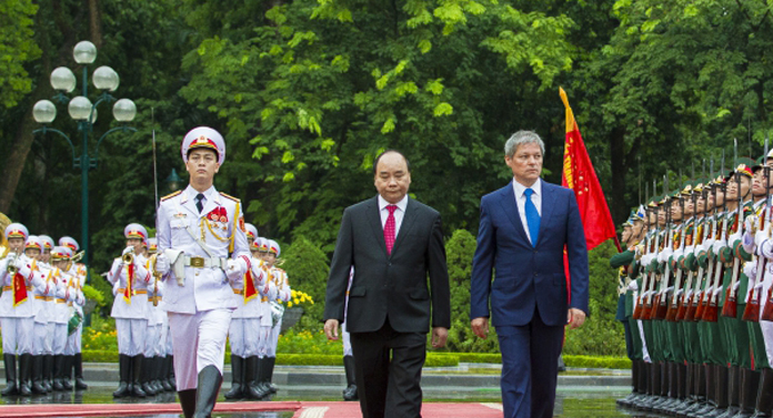 Ponta, anecdotă despre Cioloş în Vietnam