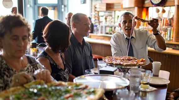 Galerie foto inedită cu viaţa lui Barack Obama