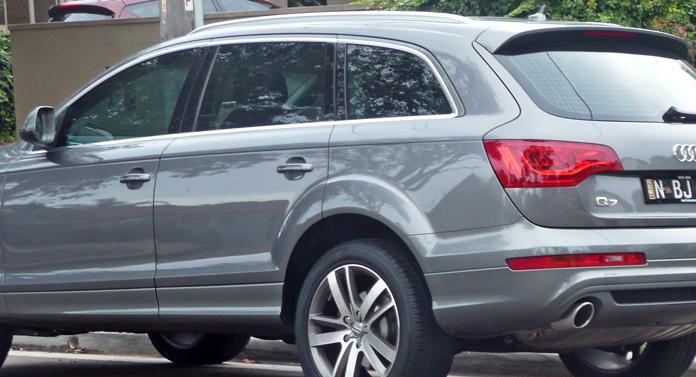Modelele Audi Q7, Porsche Cayenne şi VW Touareg aveau instalat soft ilegal la motoarele TDI