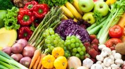 Suntem pe ultimul în UE la consumul zilnic de fructe şi legume