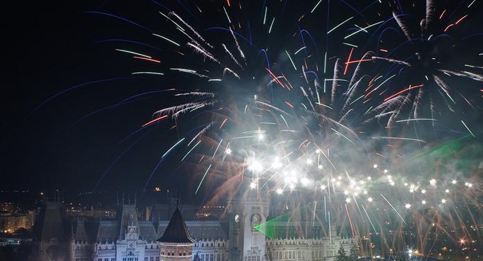 Focul de artificii, interzis din cauza nerespectării distanței față de două benzinării