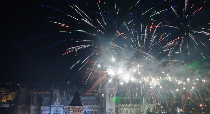 Chirica n-ar renunța la artificii de Revelion