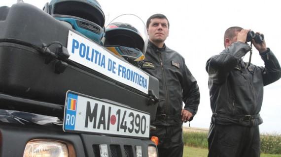 Contrabandiști din Huși, prinși de Poliția de Frontieră