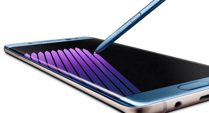 Samsung Galaxy Note 8, nivel record de rezervări