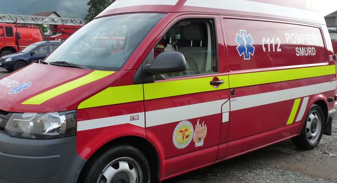 Botoșăneanul ars în explozia de vineri, transferat la Iași