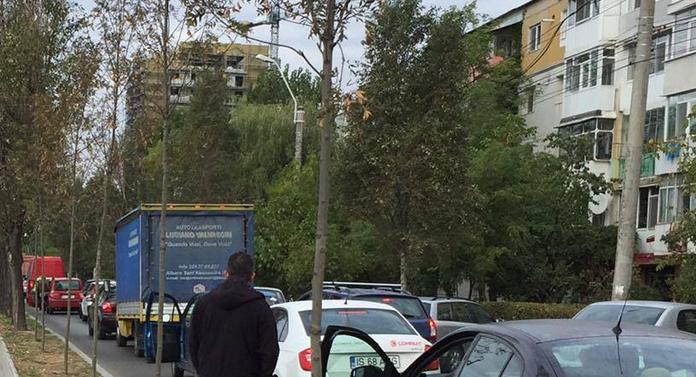 Primăria interzice traficul greu în Iași