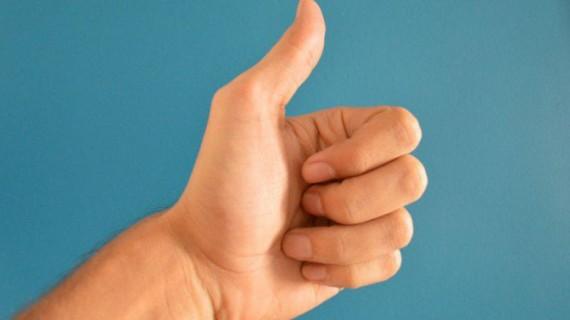Degetul mare vă trădează personalitatea