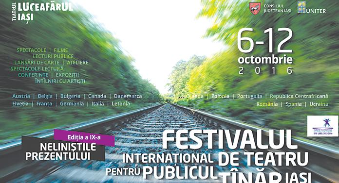 Ce evenimente ne așteaptă în weekend la Palas