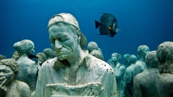 Cel mai mare muzeu subacvatic