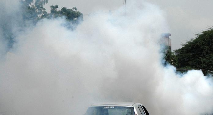 Avertisment al unui profesor ieșean: Poluare la Iași până luni
