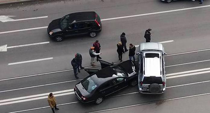 Străzile au fost zguduite de accidente rutiere GALERIE FOTO