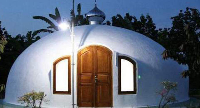 Casa care rezistă la orice tip de cutremur
