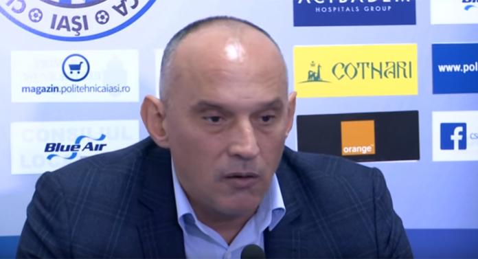 Florin Prunea vrea înapoi la Poli Iași, plus 73.000 de euro!