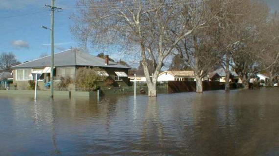 Cod galben de inundaţii pentru judeţele Iași, Botoşani și Neamț