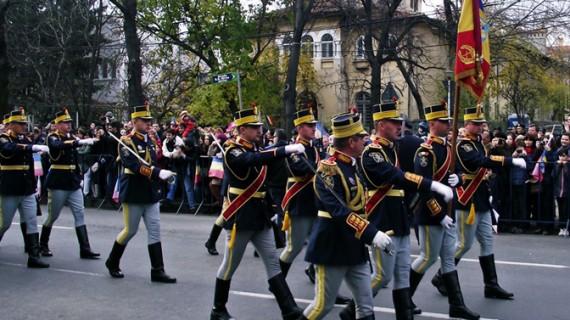 Ceremonii militare, la Iași