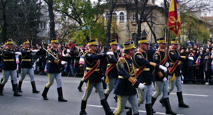 Parada Militară Naţională de 1 Decembrie – programul complet